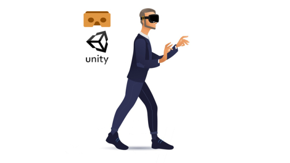 The Physical walk in mobile VR Online course