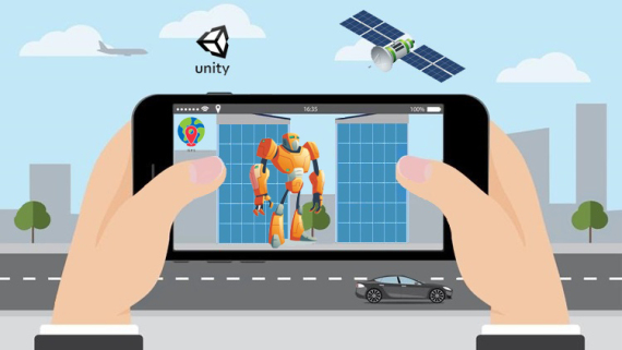 The GPS in AR online course