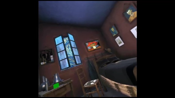 AR Van Gogh Paints for Android / IOS / Oculus Quest